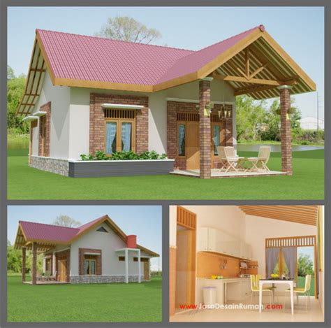 easy home design software design rumah kayu