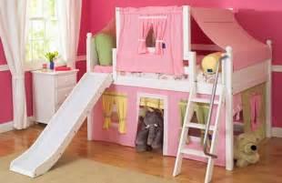 girls loft bed kids beds kids bedroom furniture bunk beds amp storage