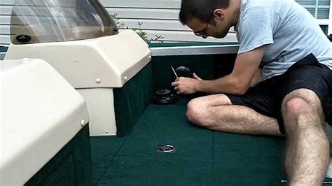 boat speakers boat speaker installation youtube