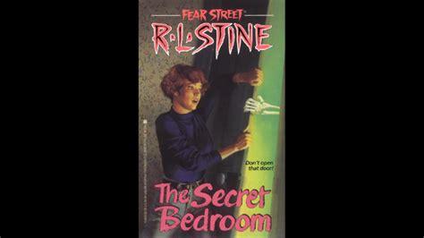 the secret bedroom rl stine fear street r l stine and the return of teen horror