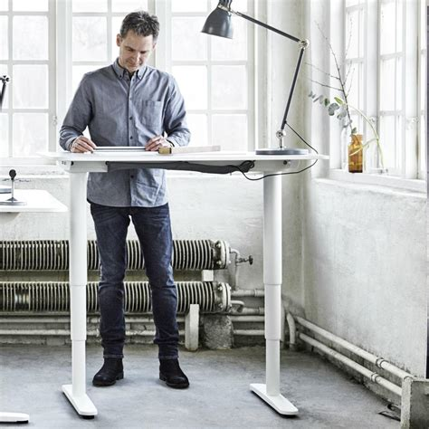 Affordable Sit Stand Desk Stand Desk Affordable Sit To Stand Desk For Professionals 187 Gadget Flow