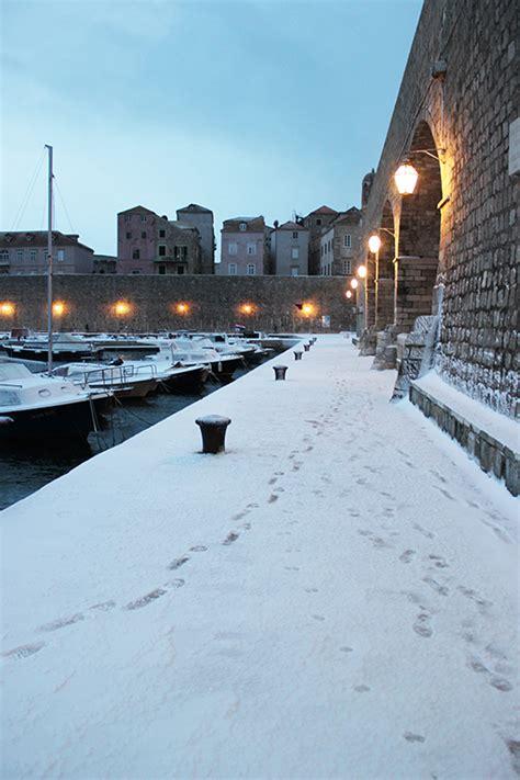 dubrovnik snow dubrovnik weather dubrovnik snow temperature in dubrovnik