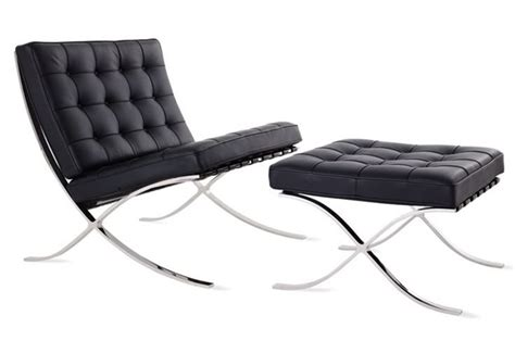 barcelona armchair march madness eames lounger vs barcelona chair western