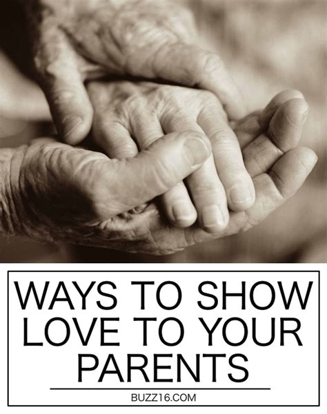 10 Ways To Show Your Parents You Are Responsible by 5 Ways To Show Your To Your Parents