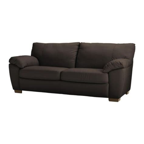dark brown leather sofa bed home furnishings kitchens appliances sofas beds