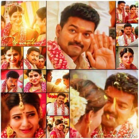 theri latest hd images wallpapers pictures vijay samantha amy samantha vijay movie wallpapers 68 wallpapers hd