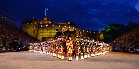 edinburgh tattoo by rail edinburgh tattoo tour great rail journeys