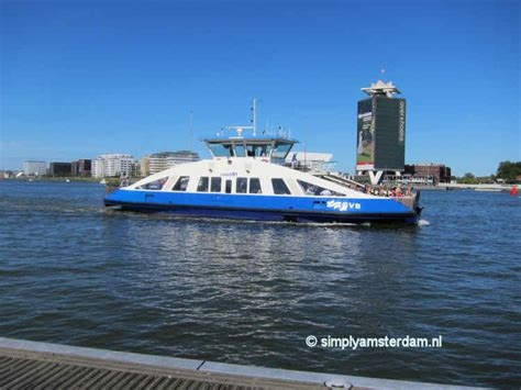 ferry boat amsterdam ferries to amsterdam north from central station