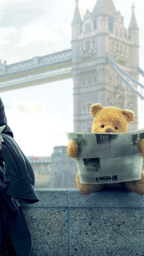 wallpaper christopher robin ewan mcgregor winnie