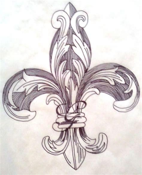 flur design 1000 images about our fleur de lis tattoos on