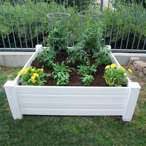 Vegetable Garden Boxes Vegetable Garden Box Kits Exhort Me