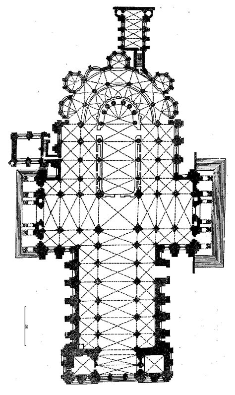 chartres cathedral floor plan chartres cathedral floor plan www imgkid the image