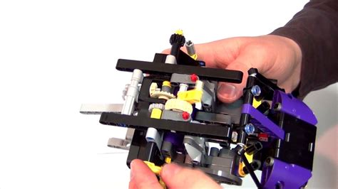 tutorial lego technic lego technic 42069 c model tutorial part 2 youtube