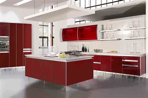 Glass Design For Kitchen Kitchen Kitchen Modern Design Kitchen With White Walls