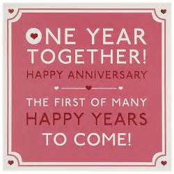 buy hotchpotch one year together anniversary greeting card lewis