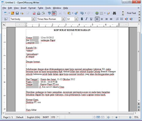 tutorial membuat mail merge di openoffice viany lingga revi membuat mail merge pada openoffice writer
