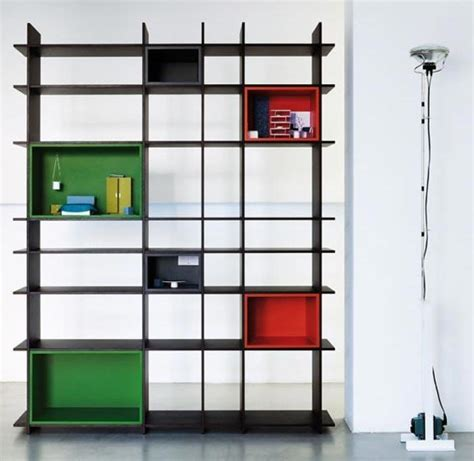 modern bookshelf plans 17 modern bookshelf decorating ideas inhabit blog