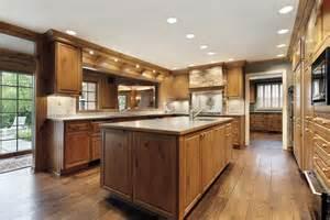 Engineered Hardwood In Kitchen Tradition Aged Engineered Oak Flooring