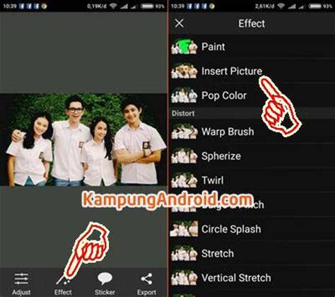 cara edit foto cartoon aplikasi dan tutorial cara edit foto kepala upin ipin lengkap