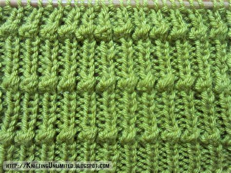 knit rib stitch knitting knotted rib stitch knitting unlimited