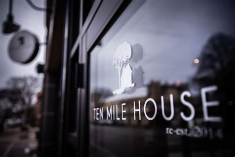 ten mile house take a look inside and read the menus as ten mile house joins evanston s bustling food