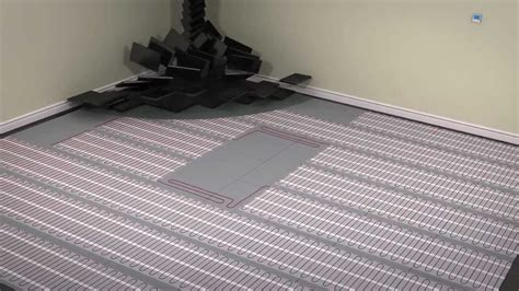 underfloor heating mats laminate floors