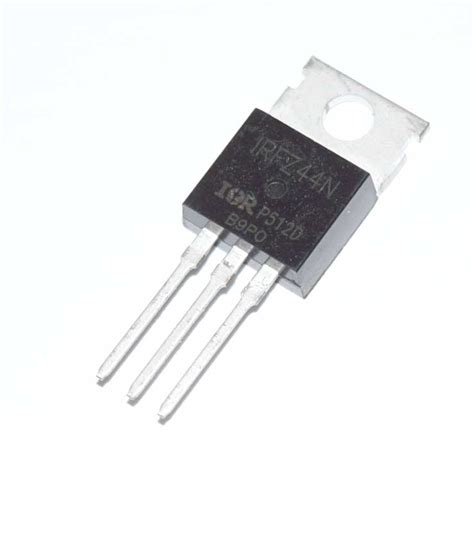 mosfet transistor replacement irfz44n transistor mosfet n channel alienbunker