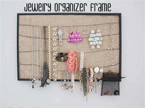 how to make your own jewelry organizer 15 easy to make diy jewellery holders feminiyafeminiya