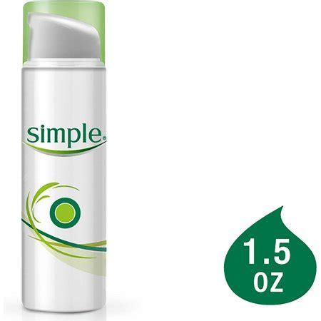simple ultra light gel moisturizer simple ultra light gel moisturizer 1 5 fl oz walmart com