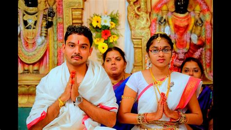 Telugu brahmin marriage mantras
