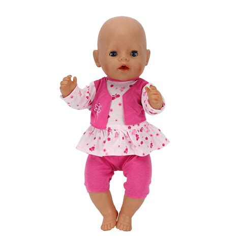 Jumper Suit For Baby Born 1 reborn reborn picture more detailed picture about doll jump suits fit for 43cm baby born zapf