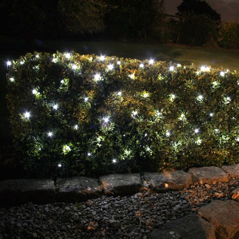 solar net lights 1 3x1m 100 led white party lights company