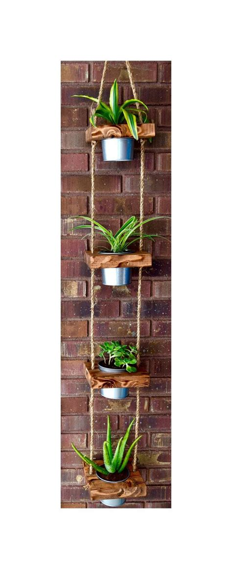 hanging flower planters best 25 hanging planters ideas on indoor