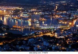 port louis waterfront stock photos port louis waterfront
