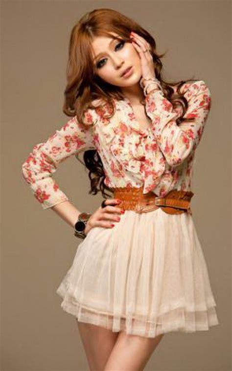 imagenes vestidos japoneses vestidos moda japonesa