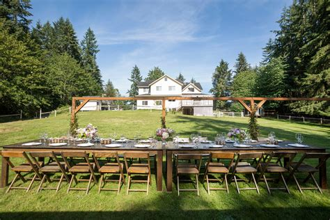 bench rental for wedding table bench chair rentals olympic farm style events