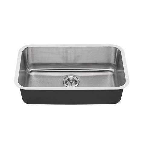American Standard Undermount Sinks by American Standard Portsmouth Undermount Stainless Steel 30