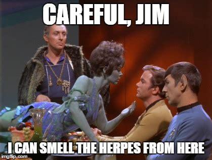 Star Trek Captain Kirk Meme - oh captain kirk you sly dog imgflip