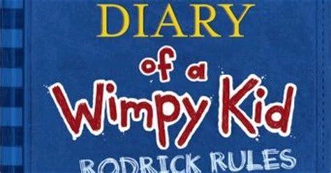 Buku Diary Si Bocah Tengil vania s resensi novel quot diary si bocah tengil rodrick yang semena mena diary of a wimpy