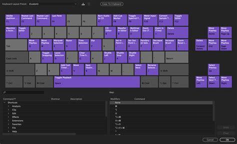 keyboard layout shortcut using the visual keyboard shortcuts and customizing shortcuts