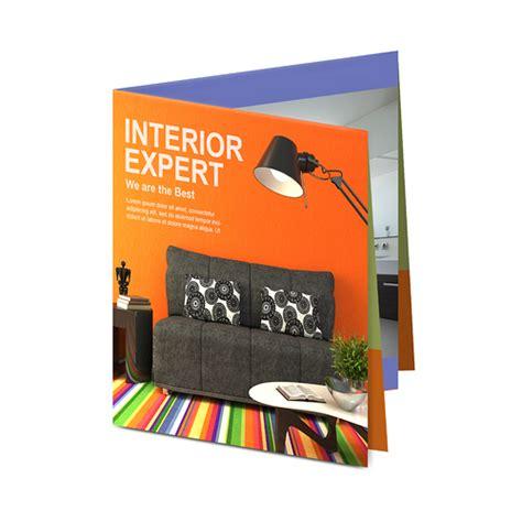 fold brochure printing 48hourprint