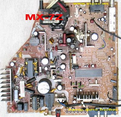 Memory 24c16 Smd panasonic tx 21pm30tq шасси mx 7z