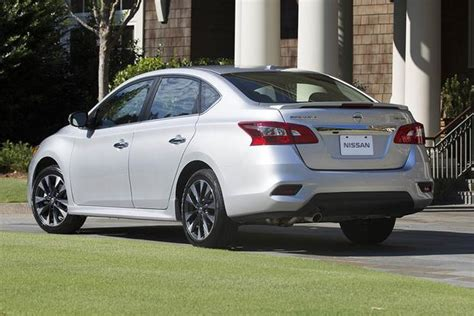 Nissan Sentra 2017 Review by 2017 Nissan Sentra New Car Review Autotrader