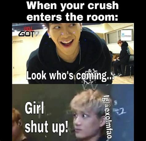Kpop Memes - 207 best images about kpop funny macros on pinterest