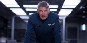 harrison ford muses cinematic the list