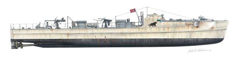 a and s boats torpedo boat history