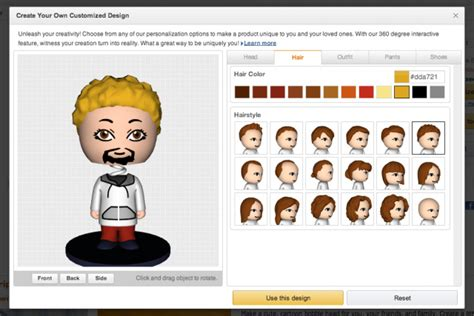 3d printer bobblehead starts a 3d printing shop with customizable