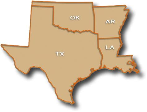 map of texas arkansas oklahoma and louisiana map of texas arkansas oklahoma and louisiana wisconsin map