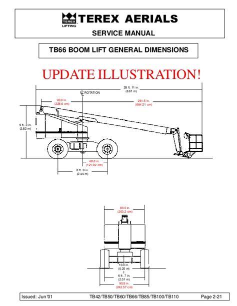 jlg 660sj wiring diagram jlg articulating boom lift wiring