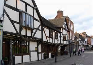file tudor buildings friar worcester jpg